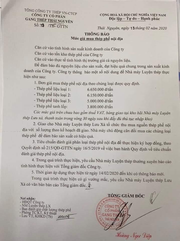 Giá sắt phế liệu mới nhất năm 2020. Nơi mua sắt phế liệu cao nhất miền bắc, Hà Nội